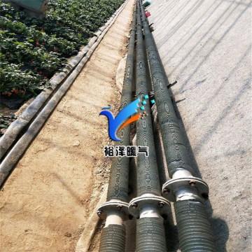 钢制翅片对流散热器/高频焊翅片管散热器-裕泽采暖制造