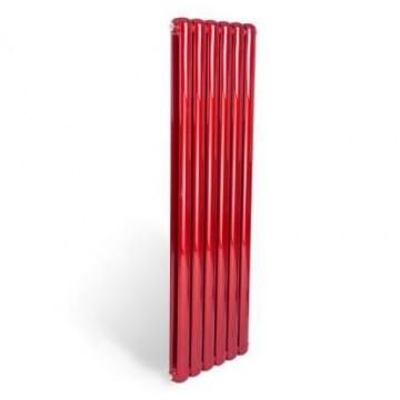 钢制70圆红色散热器|春阳亿家散热器