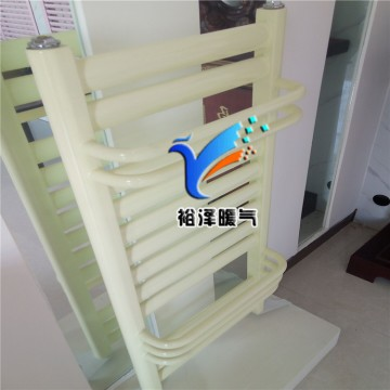 卫生间钢制小背篓工程家用卫浴暖气片小背篓厂家生产