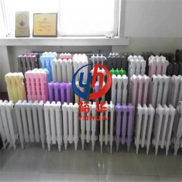 生产批发椭三柱暖气片 铸铁椭四柱散热器暖气片