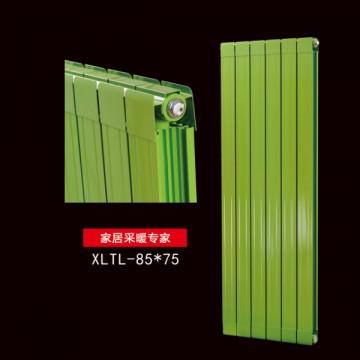 暖气片欣兰世家85*75铜铝复合暖通设备商行