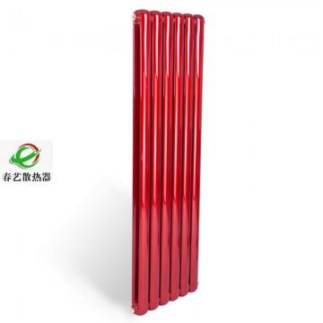 钢制70圆-红色散热器