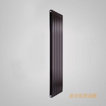 铜铝复合80x70散热器