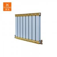 御鼎 暖气片家用水暖铜铝复合散热器集中供暖自采暖可定制罗马柱 1800中