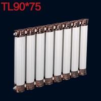 铜铝90x75罗马柱散热器