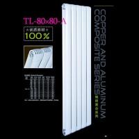 铜铝复合80x80-A|九牧散热器