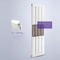 铜铝复合132x60散热器|北京铜铝暖气片品牌厂家