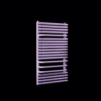 华亨背篓卫浴暖气片背篓铜铝家用水暖壁挂卫生间散热器铜铝圆管
