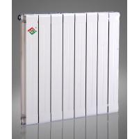 铜铝复合75*75 家用暖气片厂家直销 富佳散热器