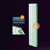凯尔萨斯散热器 壁挂式装饰采暖散热器 铜铝复合8575散热器