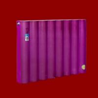 天津钢制暖气片厂家|铜铝暖气片|铜铝120波浪