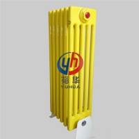 钢制五柱型FQGZ506散热器暖气片A耐腐蚀A厂家定制直销