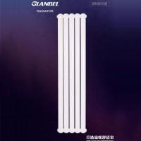 钢制75X30散热器-格兰贝尔壁挂式钢制暖气片