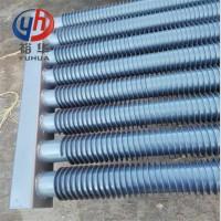 供应温室大棚取暖翅片管A高频焊翅片散热器A优质货源A库存充足