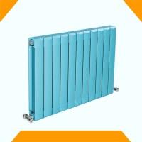 艾玛家用壁挂式采暖散热器铜铝复合80x95散热器