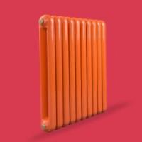 暖气片厂家凯丝兰钢制暖气片厂家直销钢制60圆散热器