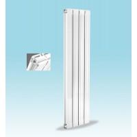 85x75铜铝复合散热器
