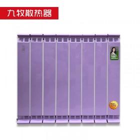 铜铝复合85X75暖气片