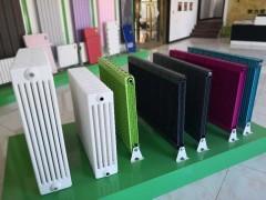 炽天使散热器展厅及设备展示