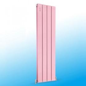 铜铝复合114X60双水道散热器|美康思散热器