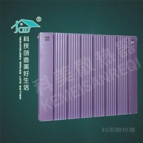 全国知名铜铝暖气片供应厂家科美|铜铝95X85散热器
