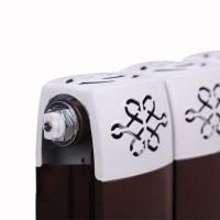 兰州铜铝复合散热器生产厂家 家用铜铝复合暖气片批发商