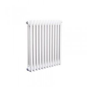淄博钢三柱暖气片供应厂家 家用钢制采暖散热器批发商