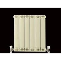 天津知名水暖暖气片生产厂家供应铜铝复合80x80散热器