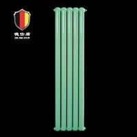 北京德仕盾散热器厂家|钢制60x30圆双柱散热器