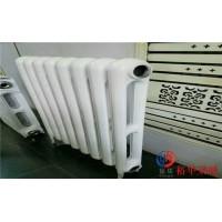 采暖铸铁TC80-6-8(10)暖气片 烤漆银粉铸铁散热器
