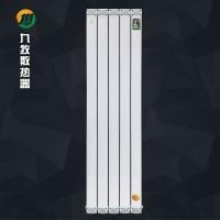 知名铜铝复合散热器厂家九牧 铜铝复合80x80AD暖气片