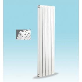 北京恒仕德暖气片75x75铜铝复合散热器包邮正品