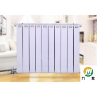 江苏铜铝复合柱翼型散热器生产厂家,暖气片批发商