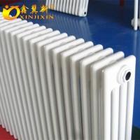 低碳钢制柱型暖气片@GZ418钢制四柱暖气片生产厂家