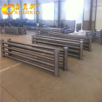 D108*5000*5专业温室大棚用钢制光排管散热器加工定制