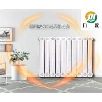 铜铝复合散热器型号,厂家直销铜铝复合75X75 暖气片