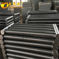 碳钢翅片管加热管@高频焊翅片管散热器加工定制