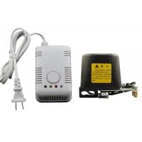 燃气报警器 暖舒工程 专业销售安装燃气报警器