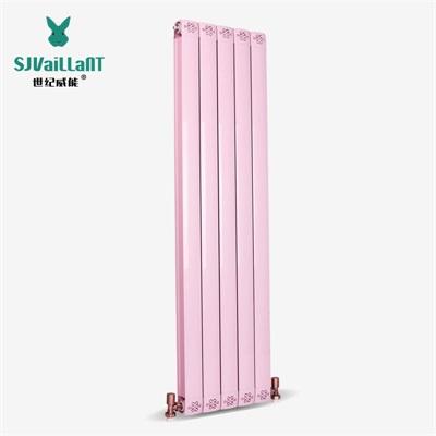 铜铝暖气片厂家采暖产品批发 壁挂式采暖散热器价格