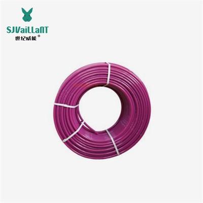山西优质地暖管生产厂家世纪威能 紫色的家用地暖管