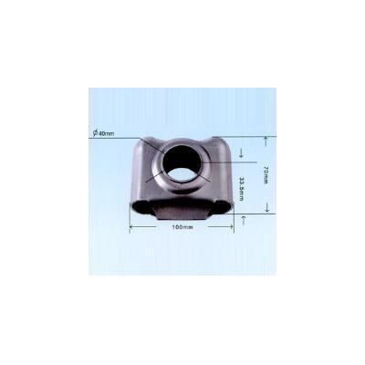 厂家批发生产定做暖气片散热器50方片头