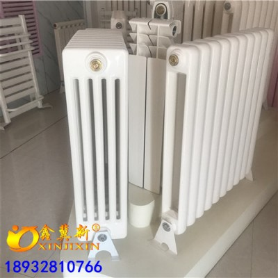 GZ514钢制五柱型暖气片@喷塑钢制暖气片厂家直供