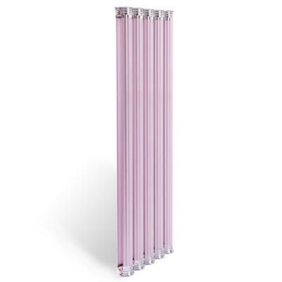 鑫亿嘉家用采暖散热器 壁挂式 铜铝复合圆罗马柱散热器