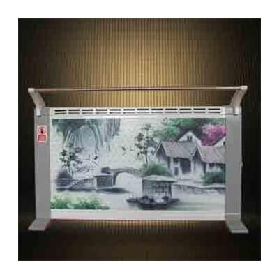 山东淄博富江暖通家用取暖电暖器