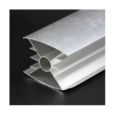 金正铝业厂家批发散热器专用100×80型材