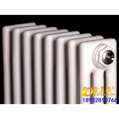钢三柱水暖散热器@家用取暖器集中供暖@蒸汽专用暖气片散热器