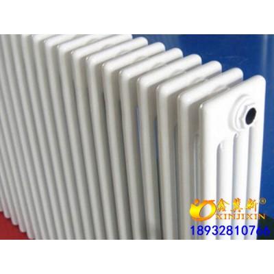 工程用钢四柱暖气片@钢制柱型暖气片壁挂式耐腐浊厂家直销