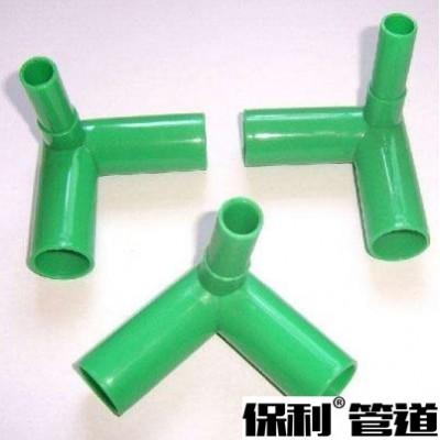 下水管材生产厂家保利 高压管件货源供应商