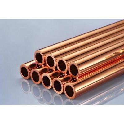 天津宏翔铜业电解紫铜管性价比高特价批发