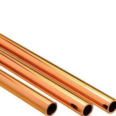 宏翔铜业电解紫铜管质量可靠不二之选